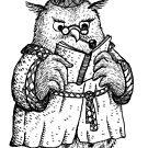 Owl - Boy by HanaStupica