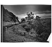 Train to Kuranda Poster
