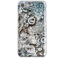 a weathered plaster wall iPhone Case/Skin