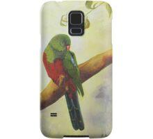 King Parrot,  Killarney country Qld Australia. Samsung Galaxy Case/Skin
