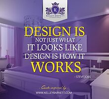 A Quotographic on Interior Design by Infographics
