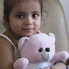 I LOVE MY TEDDY by kamaljeet kaur