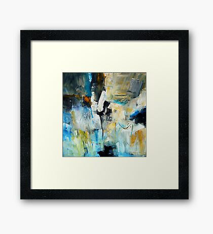 ancient times II Framed Print