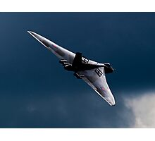 The Delta Lady - Vulcan XH558 Photographic Print