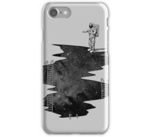 Space Diving iPhone Case/Skin