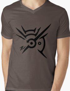 Dishonored Outsiders Mark Mens V-Neck T-Shirt