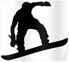 Snowboarder 4 Poster