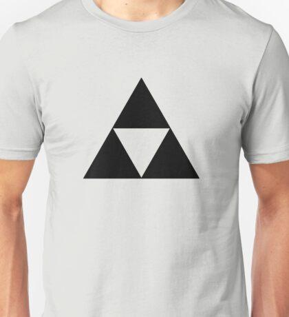 Triforce - Ancient Magical Symbol, Sierpinski Triangle Unisex T-Shirt