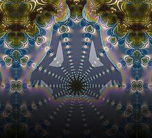 Fractal Meditation Visions by webgrrl