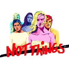 We are not things by crislatorre