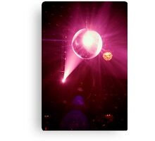 Saturday Night Fever Canvas Print