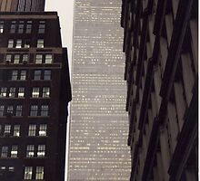 New York - World trade tower by Penny V-P