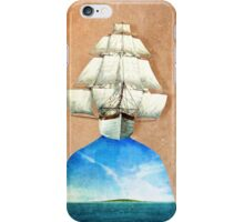 Explorer's Mind iPhone Case/Skin