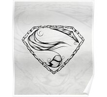 Super Feather Poster