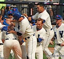 Mets Win! by GraceNotes