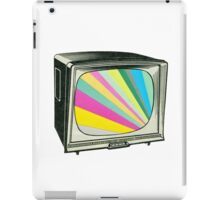 Your Programme Will Resume Shortly iPad Case/Skin