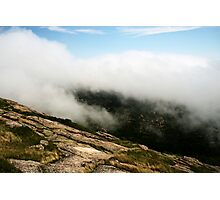 Cadillac Mountain  Photographic Print