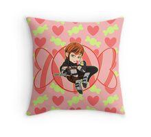 Gaius Throw Pillow