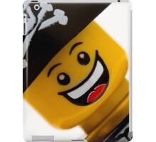 Happy Lego Pirate iPad Case/Skin