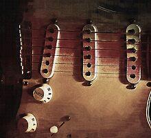 Fender Strat 1973 by marcwellman2000