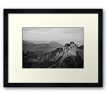 Cir Mhòr Framed Print