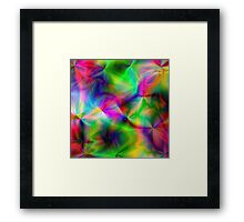 PSY Lights Framed Print