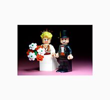 Lego Bride and Groom ( with top hat ) Unisex T-Shirt