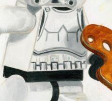 Artist Trooper Sticker