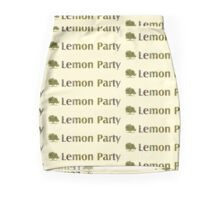 Lemon Party Logo Mini Skirt