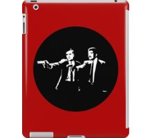 Cosmos Pulp Fiction (Round) iPad Case/Skin
