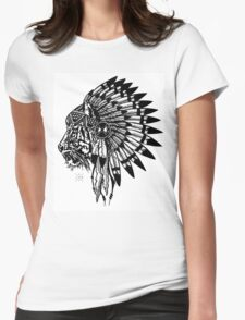 Chief of Pride Womens Fitted T-Shirt