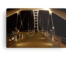 Bridge to higher education Metal Print