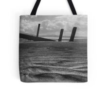 what once was..... Portsalon Beach, Donegal. Tote Bag