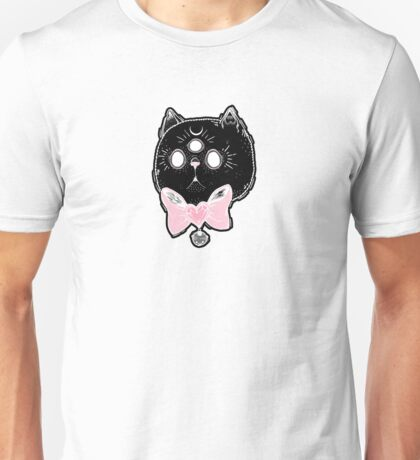 Witchy Kitten Unisex T-Shirt