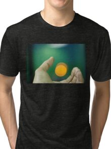 Floating Bokeh Tri-blend T-Shirt
