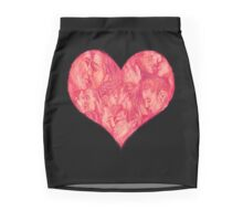 Kiss Mini Skirt