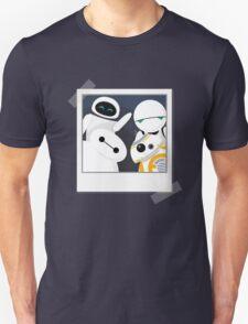 Baymax and Friends Selfie  Unisex T-Shirt