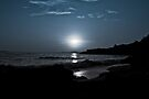 Kefelonian Moon scape by Matt Sillence