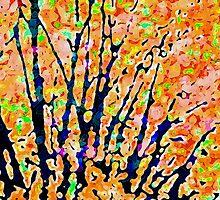 Turning Leaves by John Moore