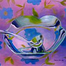 The Silver Bowl by Marita McVeigh