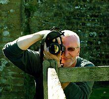 Peeping Tom...  by spookygardener