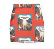 Father Cthulhu Mini Skirt
