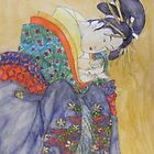 Geisha II by Alexandra Felgate