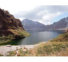 Crater Lake Photographic Print