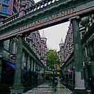 Sicilian Avenue, London by Gary Freeman