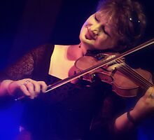 Marion at Godiva Folk Festival by Chele Willow