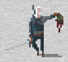 Pixel Geralt Kids Clothes