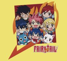 Fairy Tail Nakama !  Kids Tee