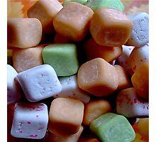 Juicy cube Photographic Print