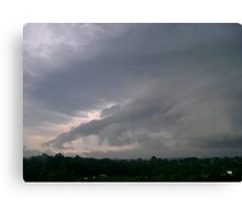 *TVS STORM CELL* Canvas Print